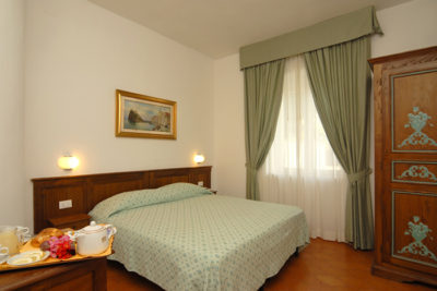 Camera matrimoniale Villino Dependance