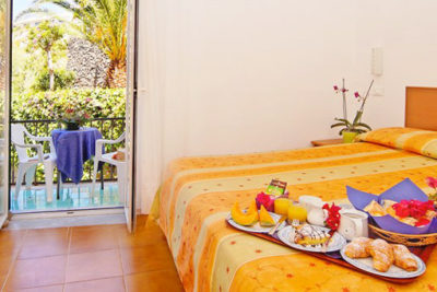 Camere relais Villa La Rosa standard