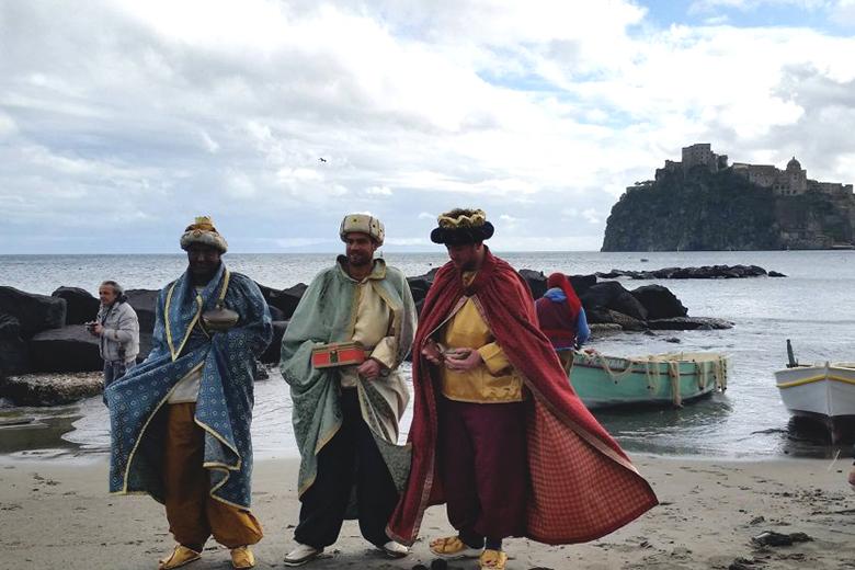 Epifania ischitana dove i re magi arrivano dal mare - Cosa portano i re magi ...
