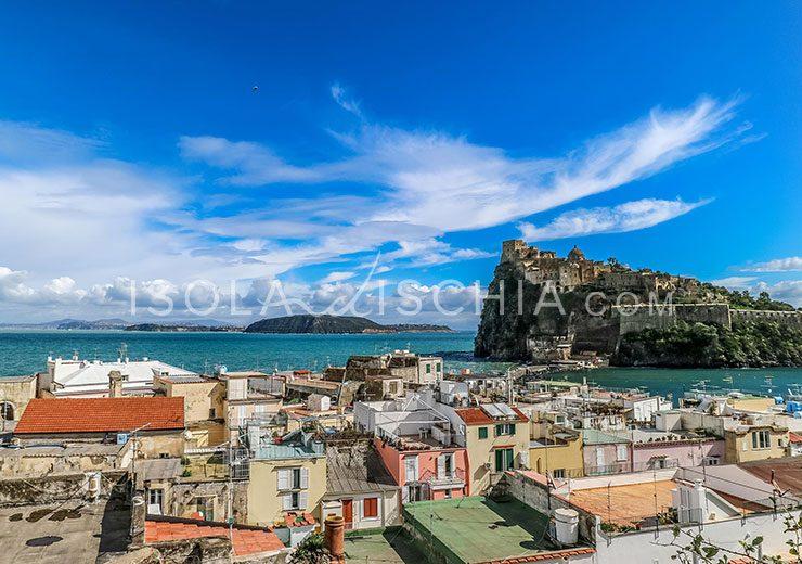 Cosa Vedere a Ischia Ponte? Il Castello Aragonese