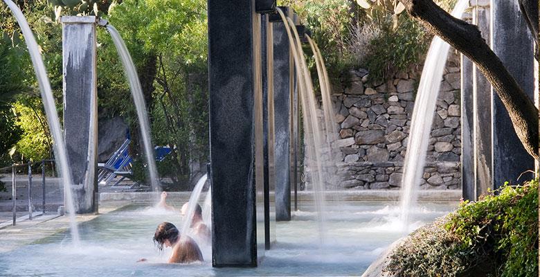 Una giornata ai parchi termali di Ischia
